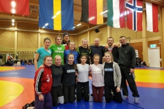 02.04.2018 Trainingslager Schweden